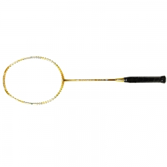 Best Sale Strong Power Nano Carbon Fiber Badminton Racket