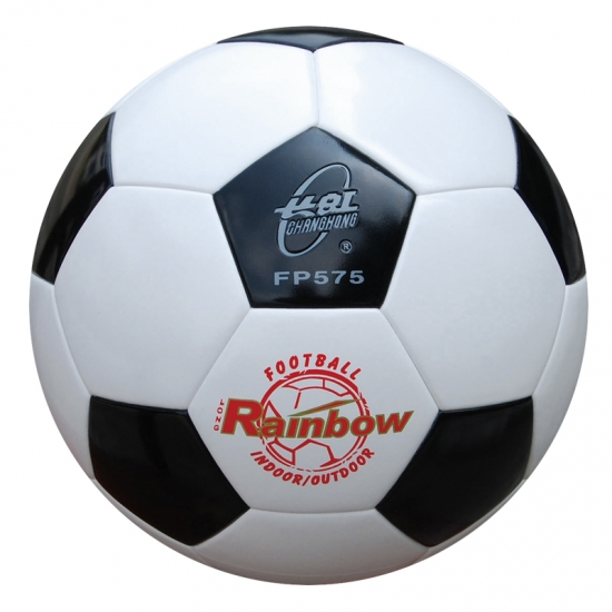 Rainbow Low Price PVC Football