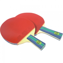 Doble Peces Indoor Ping Pong Racquet