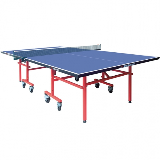 Outdoor Aluminum Board Single Folding Ping Pong Table